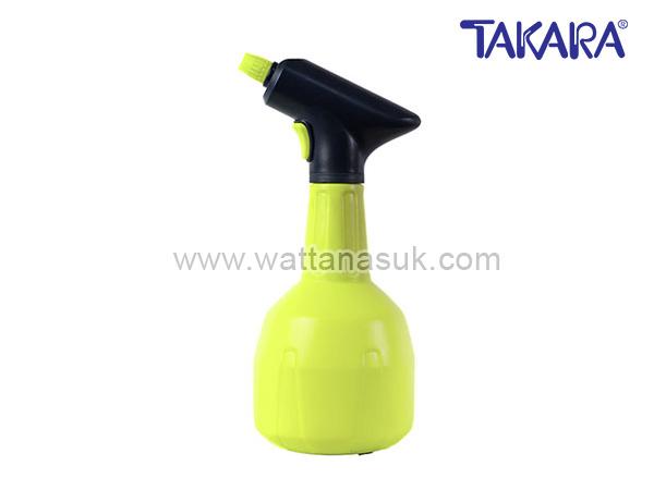 กระบอกฉีดพ่นน้ำยาแบตเตอรี่ 1 ลิตร (เลม่อน) TAKARA