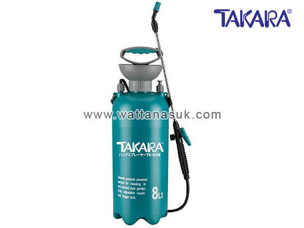 MST023 ถังพ่นยา 8 ลิตร (TK-GA8) TAKARA