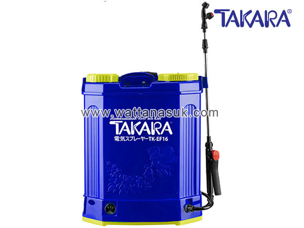 MST026 เครื่องพ่นยาแบตเตอรี่ (TK-EF16) 16 ลิตร TAKARA
